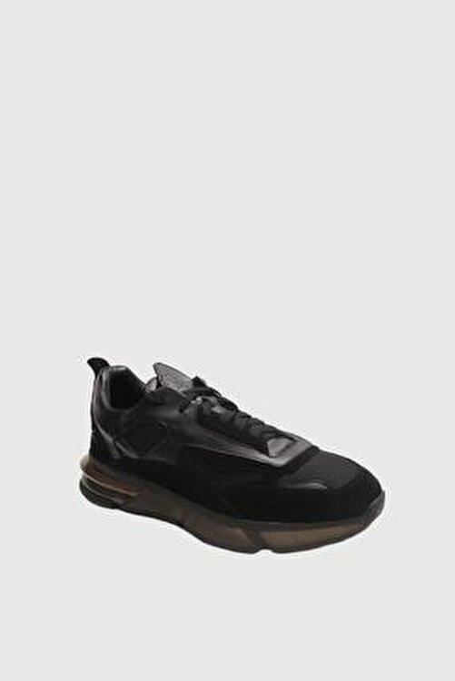 Male Industry Siyah Zero Gravity Taban Sneaker 2