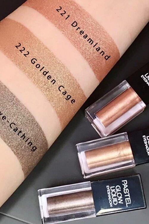 Pastel Glow Lıquıd Eyeshadow 222 2