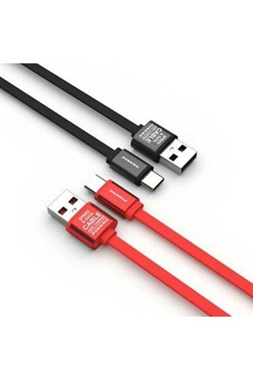 Pineng PN-303 Yüksek Hızlı Micro USB Siyah Data Sarj Kablosu 2