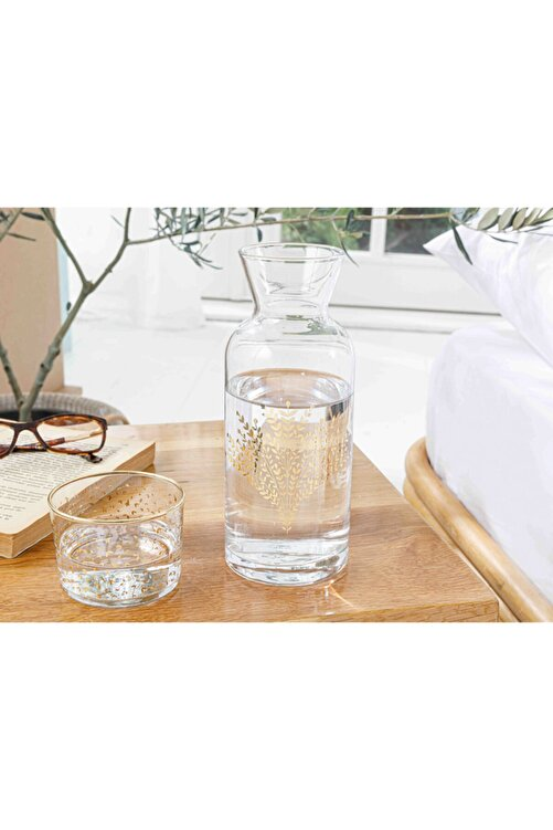 English Home Weensy Cam Başucu Sürahi 700 ml Gold 2