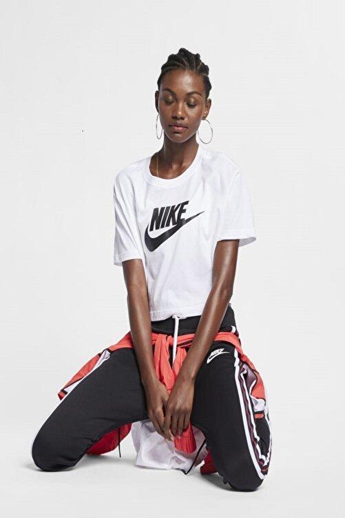 Nike W Nsw Tee Essntl Crp Icn Ftr 2