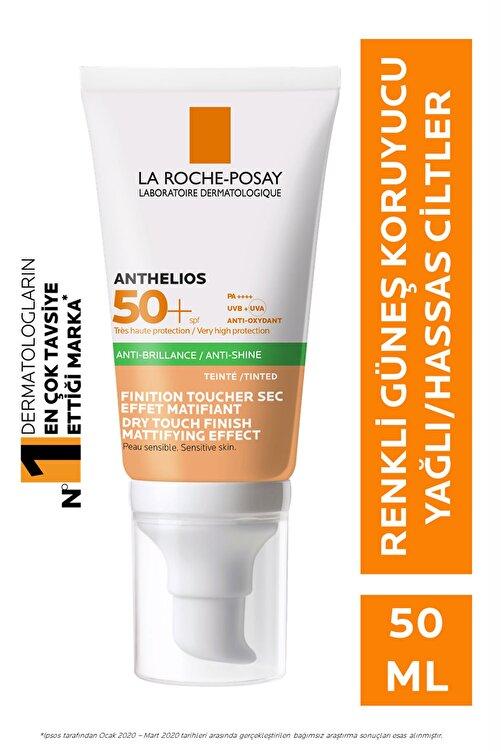 La Roche Posay Anthelios Xl Spf 50+ Tinted Gel Cream 50ml 1
