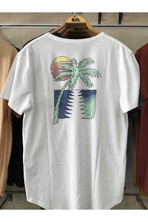 Quiksilver Erkek Island Pulse S Sleeve T-shirt 2