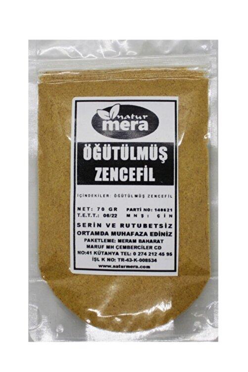 naturmera Öğütülmüş Zencefil 70 gr 1