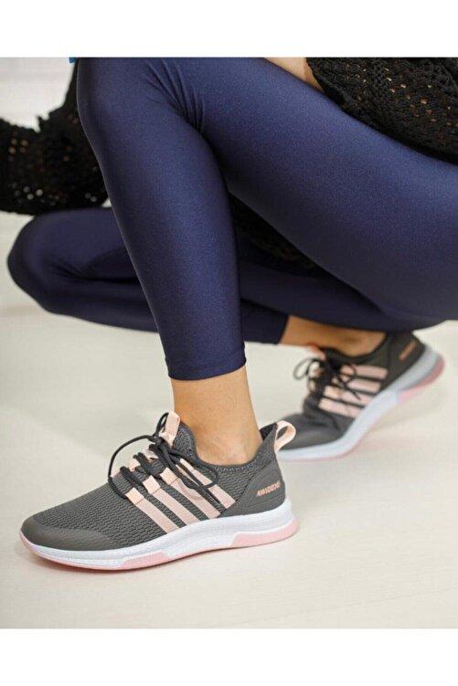 TUGGON Kadın Sneaker Ayakkabı 2