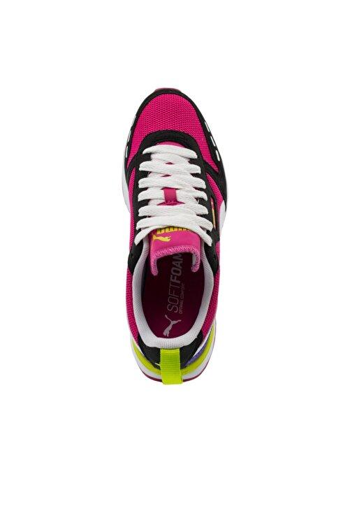 Puma R78/-27 Siyah Kadın Sneaker Ayakkabı 100532361 2