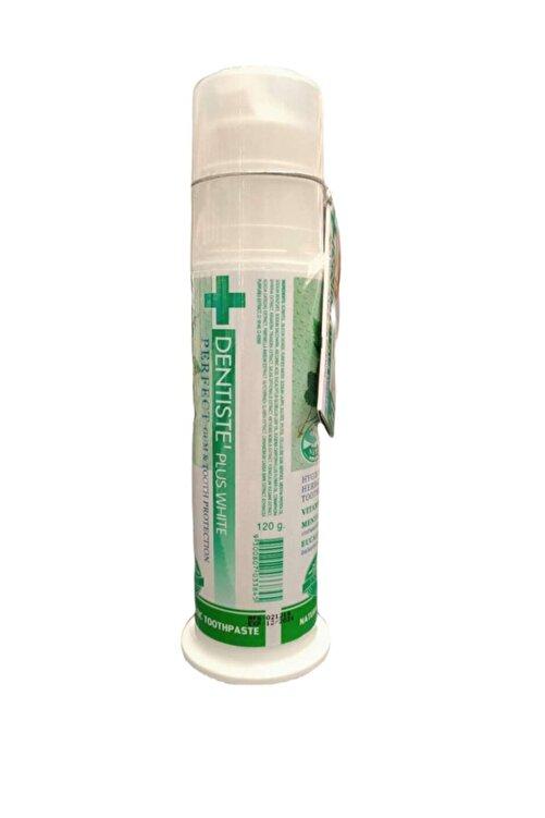 Dentiste Plus Ağız Kokusu Engelleyici Diş Macunu Pompalı 120 g 9300807033845 2