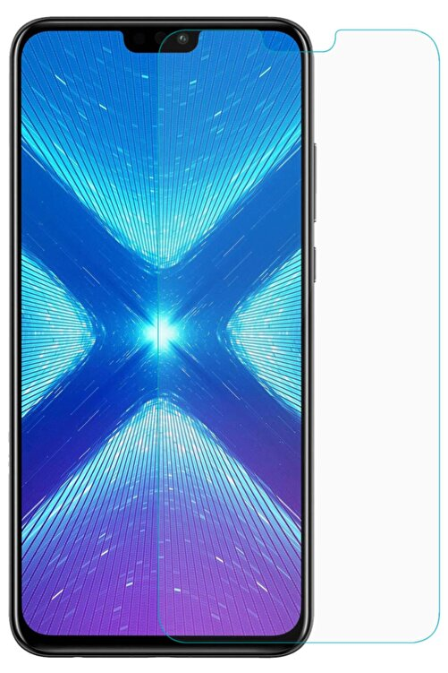 HONOR 8x Nano Kırılmaz Cam Ekran Koruyucu Ince Esnek 1