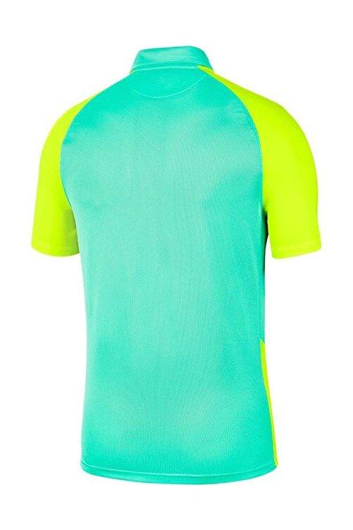 Nike Erkek Yeşil M Nk Trophy Iv Jsy Ss  Futbol Tişört Bv6725-354 2