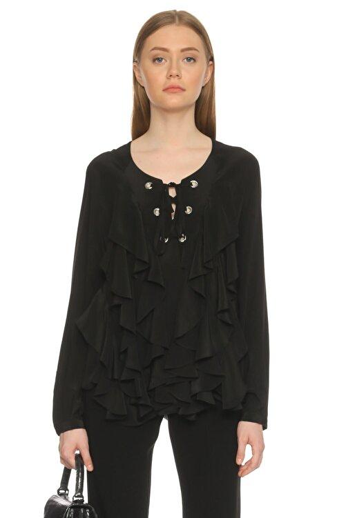 Barbara Bui Siyah Bluz 1