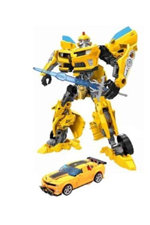 HEPBİMODA Transformers Optimus Prime Bumblebee Robota Dönüşen Oyuncak 1