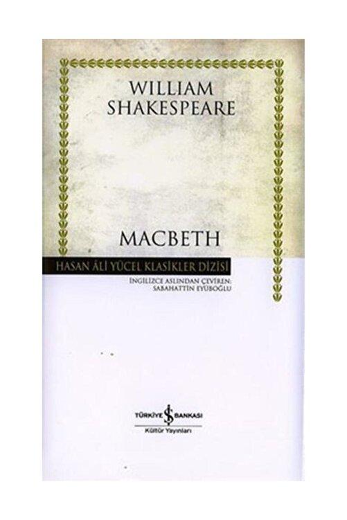 İş Bankası Kültür Yayınları Macbeth  William Shakespeare 1