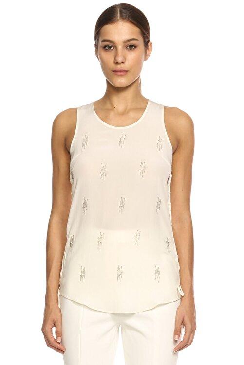 Barbara Bui Beyaz Bluz 2