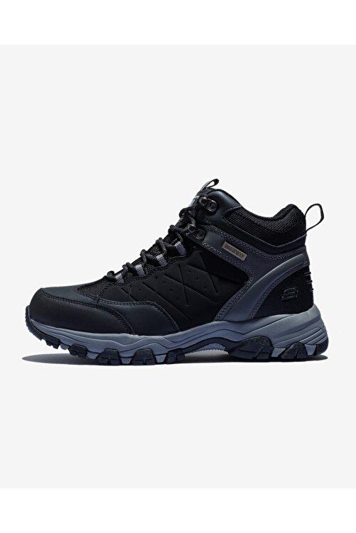 SKECHERS Erkek Siyah Outdoor Ayakkabı 1