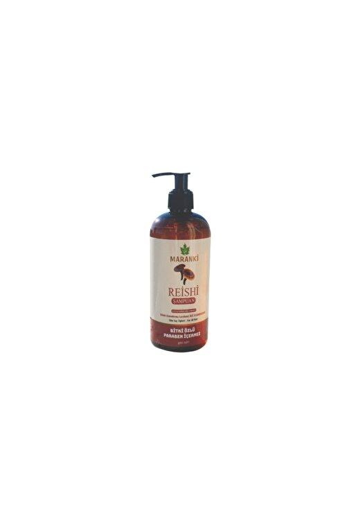 MARANKİ Reishi Şampuan 400 ml Güçlendirilmiş Formül Tüm Saç Tipleri İçin 1