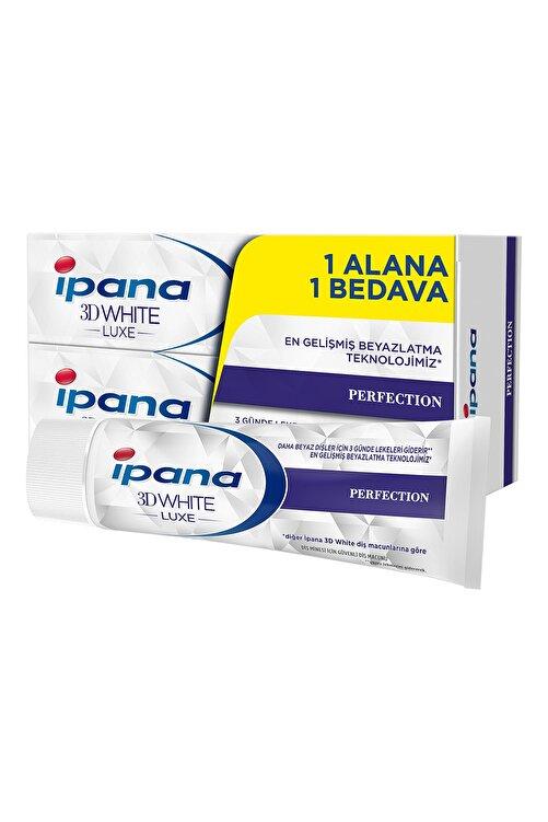 İpana Diş Macunu Luxe Perfection 75 ml 1 + 1 Paket 8564132136584 2