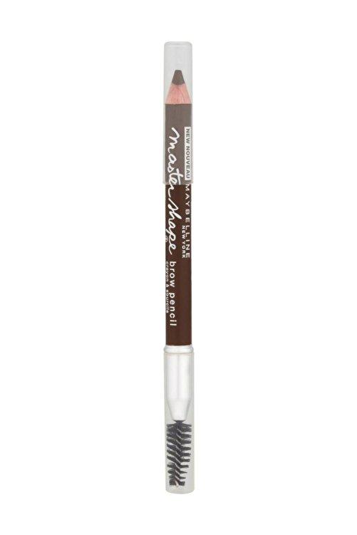 Maybelline New York Kahverengi Kaş Kalemi - Master Shape Brow Pencil 225 Soft Brown 3600530803866 1