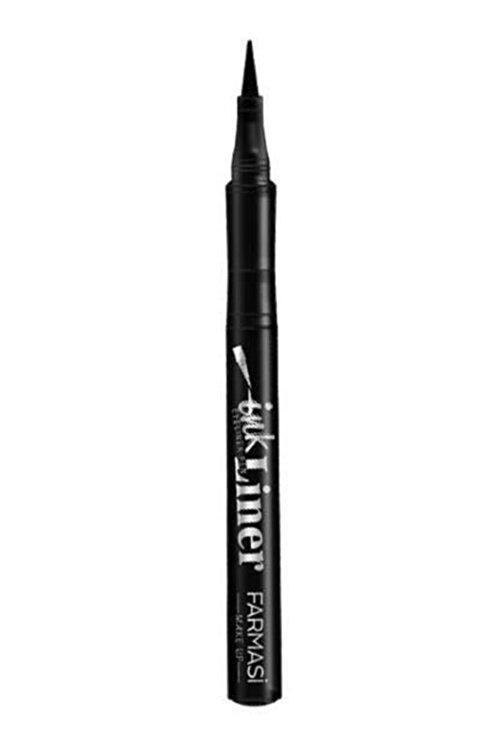 Farmasi Yoğun Siyah Eyeliner Ink Liner 1