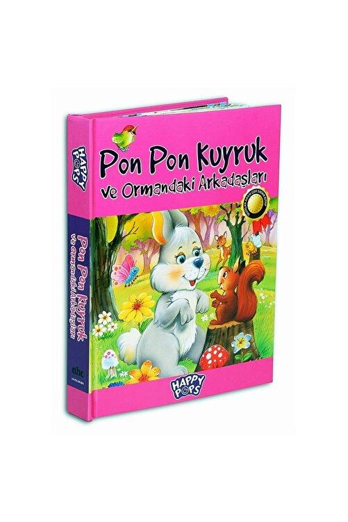 Abc Yayınları Pon Pon Kuyruk Ve Ormandaki Arkadaşları 1