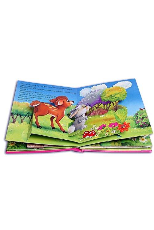 Abc Yayınları Pon Pon Kuyruk Ve Ormandaki Arkadaşları 2