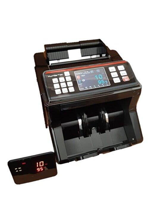 Hunter Hl 2210 New Karışık Para Sayma Makinesi %100 Sahte Tespit Konuşan Makina 1