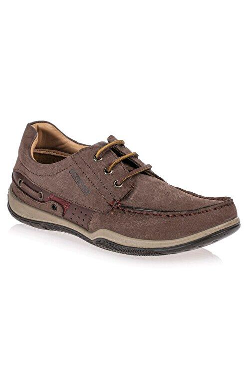John May Deri Kahve Erkek Ayakkabı M2020NKA 2