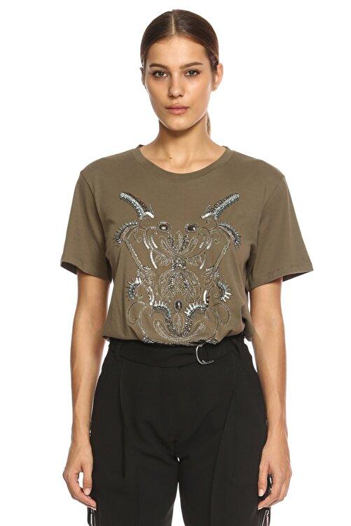 Barbara Bui Haki T-shirt 2