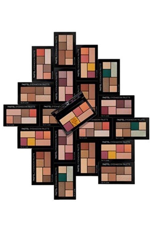 Pastel Profashion Eyeshadow Palette So In Love No:205 Bronze Age 2