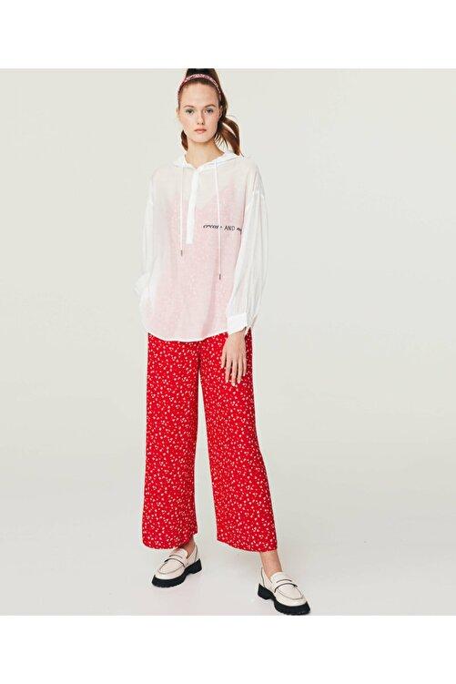 Twist Kapüşonlu Gömlek 2