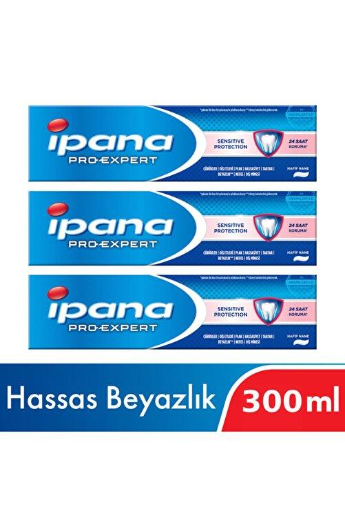 İpana Pro-expert Hassasiyet Diş Macunu 100 Ml X 3 Adet 1