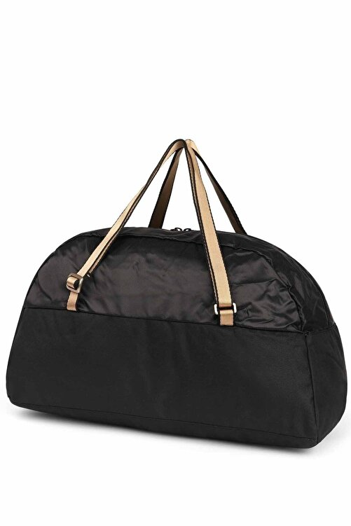 Puma Core Active Sportsbag M Ep Black-gold 2