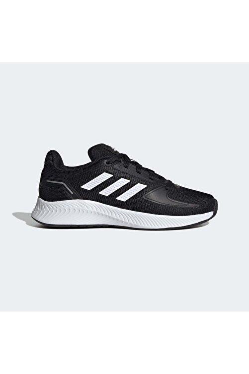 adidas Runfalcon 2.0 K Siyah Kadın Koşu Ayakkabısı 1