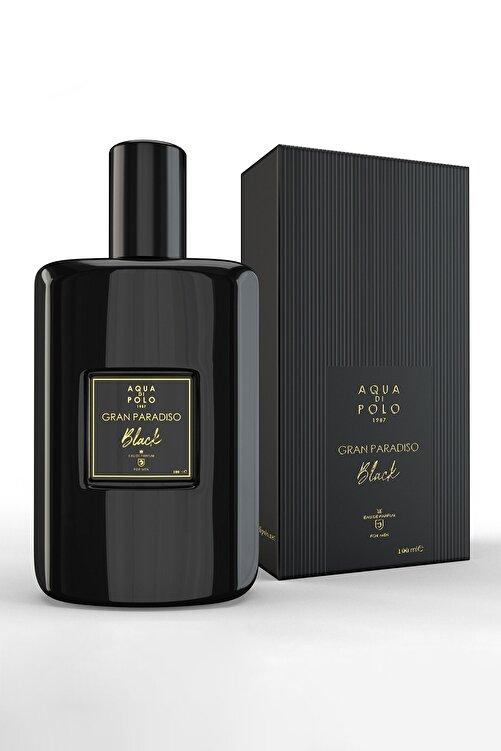 Aqua Di Polo 1987 Özel Seri Gran Paradiso Black Erkek Edp Parfüm Büyük Boy 100 Ml Apcn001808 1
