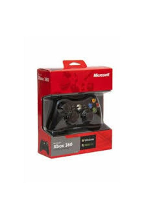 comse Microsoft Xbox 360 Kablolu Oyun Kolu Gamepad Pc Uyumlu 2