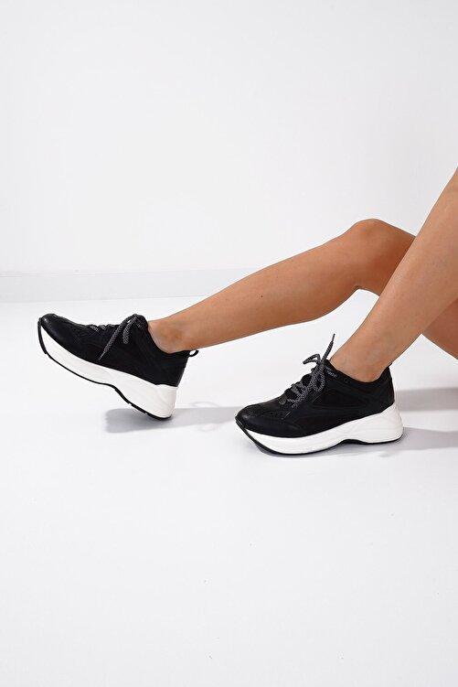 Tinka Bell Shoes 65019 Kadın Spor Ayakkabı Siyah 1