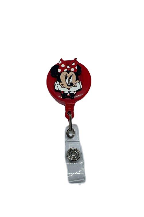 StormiStoretr Minnie Mouse Puantiyeli Yoyo Yaka Kartlığı Yoyo Kartlık 1