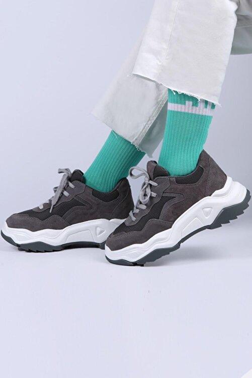 Female Project Fiona Hakiki Deri Sneaker 1