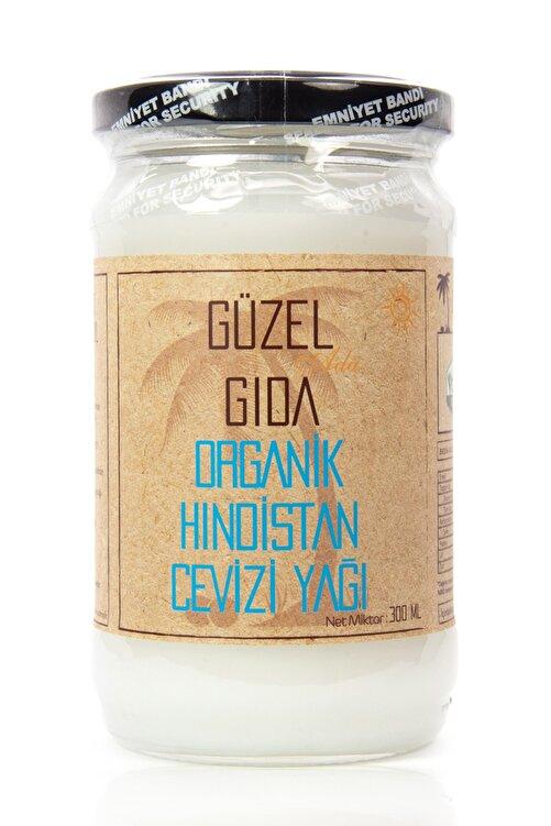 Güzel Gıda Organik Hindistan Cevizi Yağı Soğuk Sıkım 300 ml 1