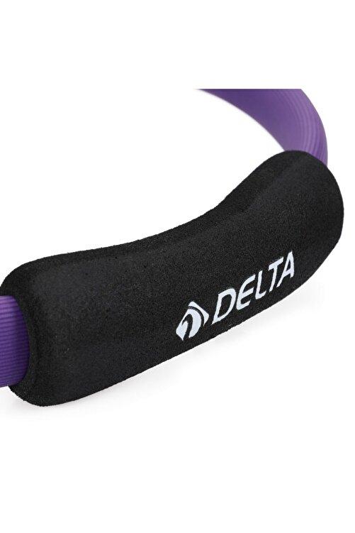 Delta Mor 35 cm Dura Strong Pilates Çemberi 2