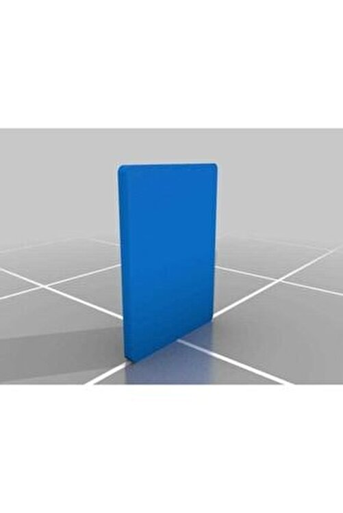 TeknoDuvar Chipkit Max32 Playboard Sabitleyici Kutusu Organizer Aksesuar Mavi 2