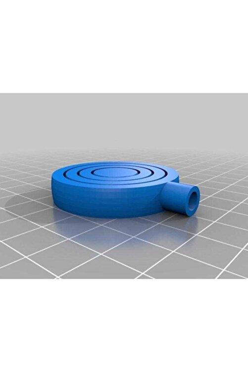 TeknoDuvar 5mm Mil Için Gyro Spinner Organik Plastikten Organizer Mavi 2