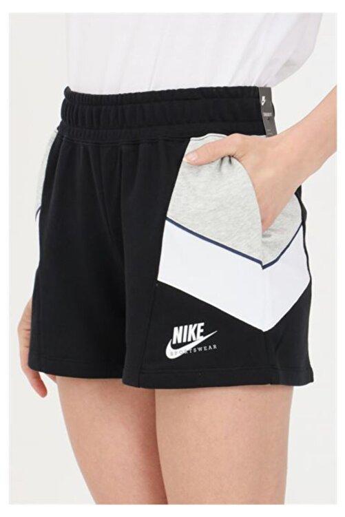 Nike Nsw Herıtage Short Kadın Şort Cz9302-010 W 2