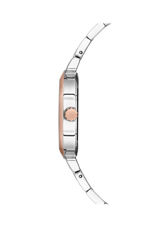 Nacar Marka Kadın Kol Saati Rose Gold  Gümüş 2