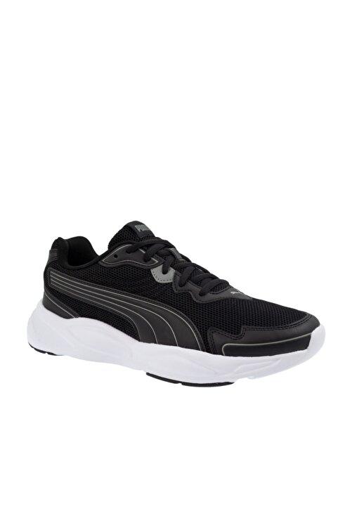 Puma 90s Runner Nu Wave Erkek Siyah Spor Ayakkabı 373017-01 1