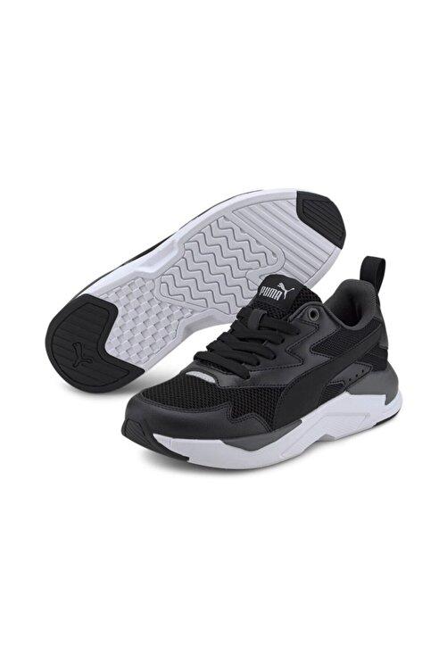 Puma X-RAY LITE JR Siyah Erkek Çocuk Sneaker Ayakkabı 101085492 2