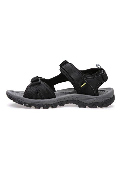 lumberjack Laggun Siyah Spor Erkek Sandalet 2