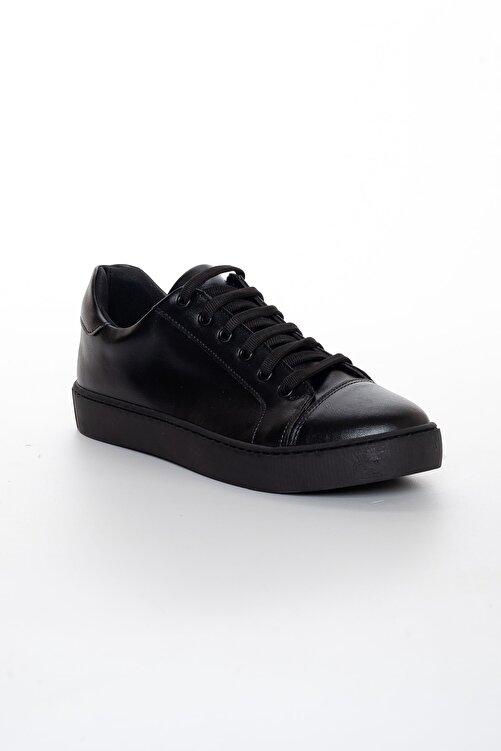 Odal Shoes Unisex Siyah Sneaker 2