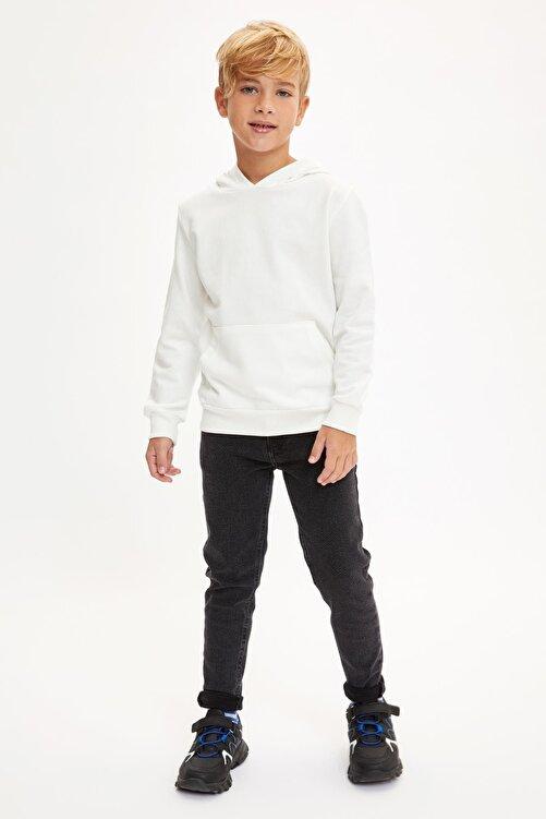 DeFacto Erkek Çocuk Slim Fit Jean Pantolon 1