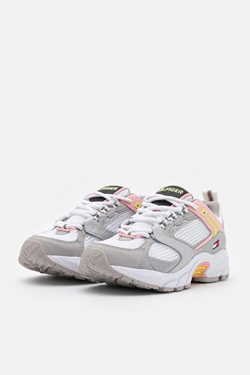 Tommy Hilfiger Kadın Gri Sneaker EN0EN01356 2