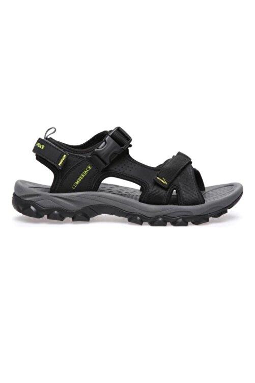 lumberjack Laggun Siyah Spor Erkek Sandalet 1